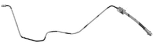 Zadná brzdová hadica pravá P3 S80 II/V70 III