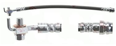 Zadná brzdová hadica ľavá P3 S80 II/V70 III/XC70 III (starý typ) elektrická parkovacia brzda