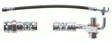 Zadná brzdová hadica pravá P3 S80 II/V70 III/XC70 III (starý typ) elektrická parkovacia brzda