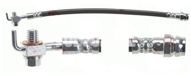 Zadná brzdová hadica ľavá P3 S60 II(XC)/V60(XC)/XC60, S80 II/V70 III/XC70 III (nový typ) elektrická parkovacia brzda