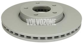 Predný brzdový kotúč (278mm) P1 V40 II(XC)