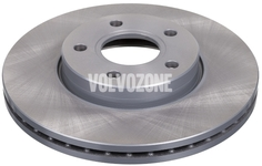 Predný brzdový kotúč (278mm) P1 C30/C70 II/S40 II/V50