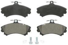 Predné brzdové platničky (256mm kotúč) S40/V40 (-1997)