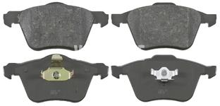Predné brzdové platničky (316mm kotúč) P2 S60/V70 II/XC90