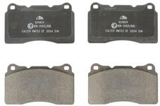 Predné brzdové platničky (330mm kotúč) P2 S60R/V70R II (System Brembo)