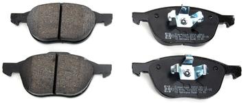 Predné brzdové platničky (278/300mm kotúč) P1 C30/C70 II/S40 II/V50