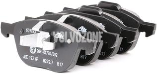 Predné brzdové platničky (278/300mm kotúč) P1 V40 II(XC)