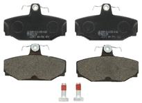 Zadné brzdové platničky (283mm kotúč) P80 S70/V70(XC) s AWD (starý typ)