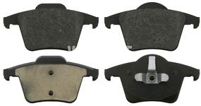 Zadné brzdové platničky (308mm kotúč) P2 XC90