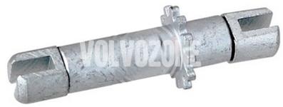 Nastavovač pakní parkovacej brzdy P80 C70/S70/V70(XC) P2 S60/S80/V70 II/XC70 II/XC90 P3 S80 II (-2008)