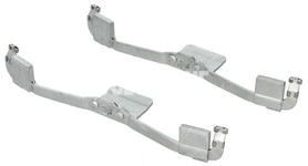 Príslušenstvo predných brzdových platničiek (316mm kotúč) P2 (2005-) S60/V70 II, XC90 (316/336mm kotúč)