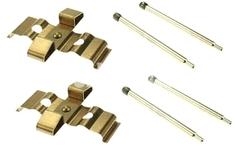 Príslušenstvo zadných brzdových platničiek P2 S60R/V70R II (systém Brembo)