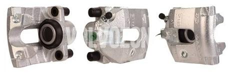 Zadný brzdový strmeň ľavý (308mm kotúč) P2 XC90