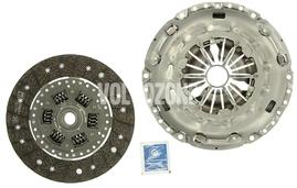 Spojková sada P2/P3 M66 AWD D3/D4/2.4D/D5, P2 (2006-) S60R/V70R II