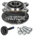 Ložisko/náboj zadného kolesa P3 S60 II(XC)/V60(XC) S80 II/V70 III/XC70 III s AWD