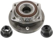 Ložisko/náboj predného kolesa P80 (-1998) C70/S70/V70(XC)