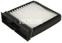 Kabínový filter S40/V40 (pre vozy bez klimatizácie)