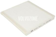 Kabínový filter S40/V40 (pre vozy s klimatizáciou)