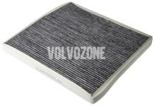 Kabínový filter P2 S60/S80/V70 II/XC70 II/XC90 (uhlíkový)