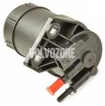 Palivový filter s ohrevom 2.4D/D5 (2004-) P2 (plastový - nový typ)