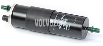 Palivový filter s ohrevom D2/D3/D4 P1 (2015-) V40 II(XC)