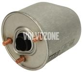 Palivový filter 1.6D2 P1 P3 kovový