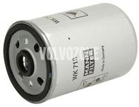 Palivový filter 2.4D/D5 (-2004) P2 (kovový - starý typ)