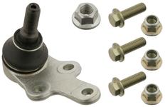 Zvislý nosný čap ramena P1 C30/C70 II/S40 II/V50 (nový typ rozmer kužela 21mm)