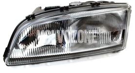 Svetlomet ľavý P80 C70/S70/V70(XC) H7