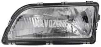 Svetlomet ľavý S40/V40 (-1998)