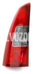 Zadné svetlo ľavé, horné P2 (-2004) V70 II/XC70 II