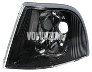 Predná smerovka ľavá S40/V40 (-2000) čierna