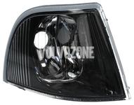 Predná smerovka pravá S40/V40 (-2000) čierna