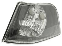 Predná smerovka ľavá S40/V40 (2001-) čierna