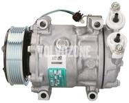 Kompresor klimatizácie P1 1.6D2 C30/S40 II/V50 (nový typ), P3 1.6D2 S60 II/V60 S80 II/V70 III (stredný typ)