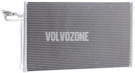 Kondenzátor klimatizácie 5 valce P1 C30/C70 II/S40 II/V50 (starý typ)