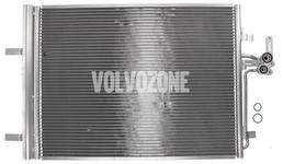 Kondenzátor klimatizácie P3 S60 II/V60/XC60 S80 II/V70 III/XC70 III s vysúšačom