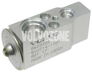 Expanzný ventil klimatizácie P2 S80 (starý typ)