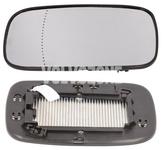 Sklo ľavého spätného zrkadla P1 S40 II/V50 (-2006), C70 II (-2007) strana vodiča