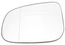 Sklo ľavého spätného zrkadla P3 S60 II(XC)/V60(XC) S80 II/V70 III, P1 V40 II(XC) strana vodiča