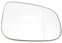 Sklo pravého spätného zrkadla P3 S60 II(XC)/V60(XC) S80 II/V70 III, P1 V40 II(XC) strana spolujazdca
