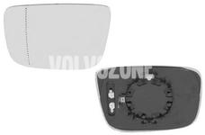 Sklo ľavého spätného zrkadla P3 XC60 strana vodiča (bez automatického stmievania)