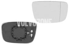 Sklo pravého spätného zrkadla P3 XC60 strana spolujazdca (bez automatického stmievania)