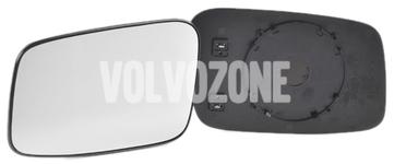 Sklo ľavého spätného zrkadla S40/40, P80 C70/S70/V70(XC) strana vodiča