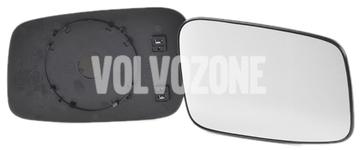 Sklo pravého spätného zrkadla S40/40, P80 C70/S70/V70(XC) strana spolujazdca