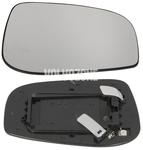 Sklo pravého spätného zrkadla P2 (2004-2006) S60/V70 II, S80 (2004-), XC70 II (2004 el. sklápatelné) strana spolujazdca