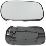 Sklo ľavého spätného zrkadla P2 (-2006) XC70 II (manuálne sklápatelné)/XC90 strana vodiča