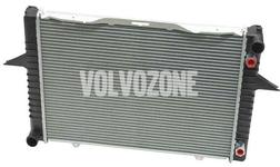Chladič motora (vody) turbo (1999-) P80 C70/S70/V70(XC)