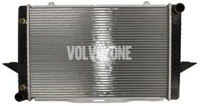 Chladič motora (vody) 2.0/2.5 (-1998) P80 S70/V70 automatická prevodovka