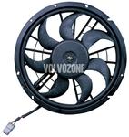 Ventilátor chladiča motora 2.5 TDI, 2.0 10V/2.5 10V s klimatizáciou P80 S70/V70